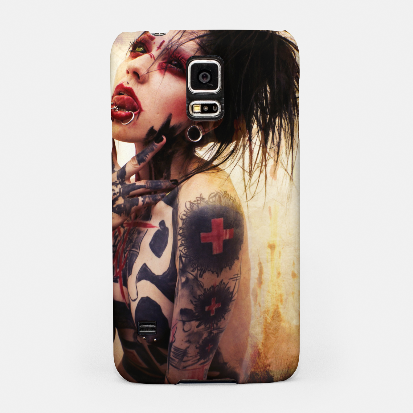 Image of MOuthPlAy Samsung Case - Live Heroes