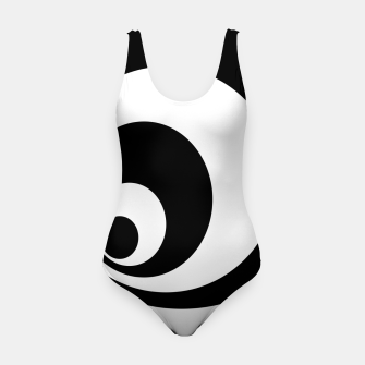 Imagen en miniatura de Abstract - black  and white. Swimsuit, Live Heroes
