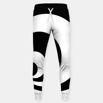 Imagen en miniatura de Abstract - black  and white. Sweatpants, Live Heroes