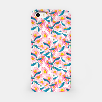 Thumbnail image of Pink Floral V2 iPhone Case, Live Heroes
