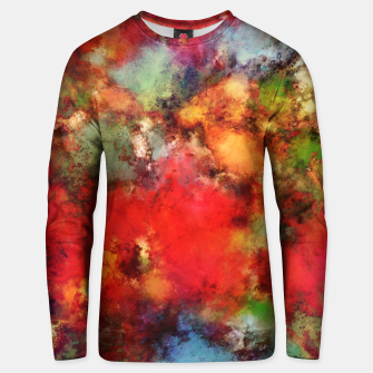 Thumbnail image of A red road Unisex sweater, Live Heroes