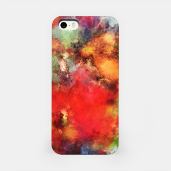 Thumbnail image of A red road iPhone Case, Live Heroes