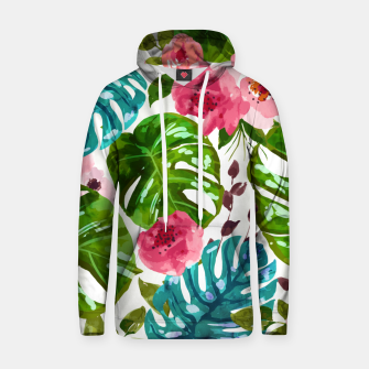 Thumbnail image of Tropical Shades Hoodie, Live Heroes