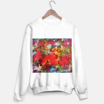Thumbnail image of A red road Sweater regular, Live Heroes