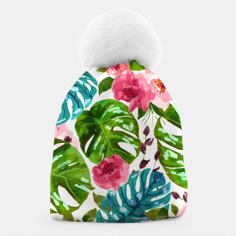 Thumbnail image of Tropical Shades Beanie, Live Heroes