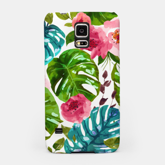 Thumbnail image of Tropical Shades Samsung Case, Live Heroes
