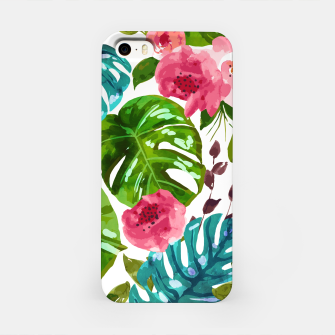 Thumbnail image of Tropical Shades iPhone Case, Live Heroes