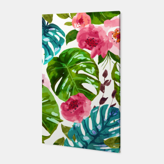 Miniature de image de Tropical Shades Canvas, Live Heroes
