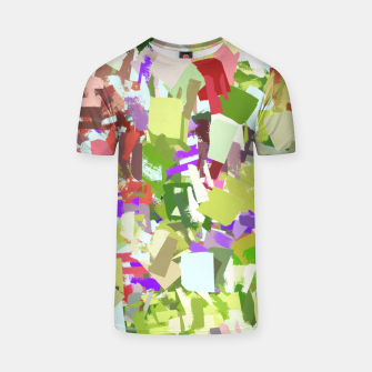 Thumbnail image of Green Freshness T-shirt, Live Heroes