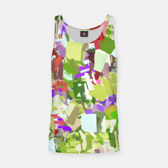 Thumbnail image of Green Freshness Tank Top, Live Heroes