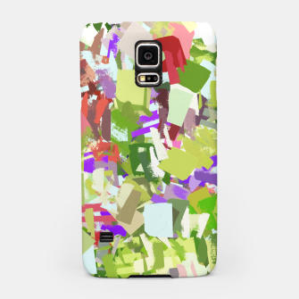Thumbnail image of Green Freshness Samsung Case, Live Heroes