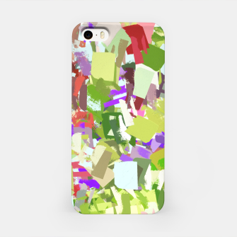 Miniature de image de Green Freshness iPhone Case, Live Heroes