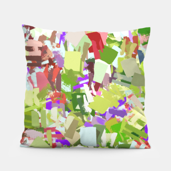 Miniature de image de Green Freshness Pillow, Live Heroes