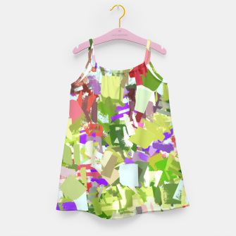 Miniature de image de Green Freshness Girl's dress, Live Heroes