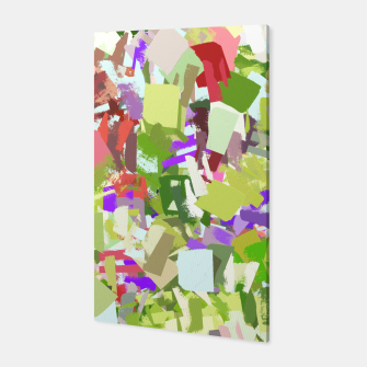 Thumbnail image of Green Freshness Canvas, Live Heroes