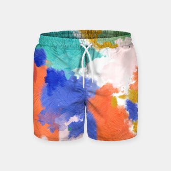 Imagen en miniatura de Stay Golden Swim Shorts, Live Heroes