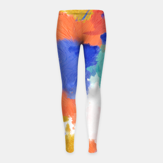 Imagen en miniatura de Stay Golden Girl's leggings, Live Heroes