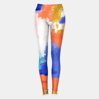 Miniature de image de Stay Golden Leggings, Live Heroes