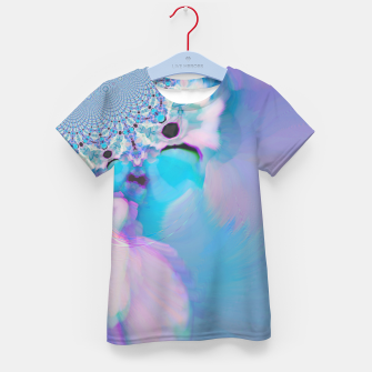 Thumbnail image of As above so below Kid's t-shirt, Live Heroes