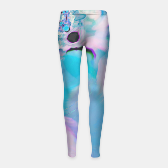 Imagen en miniatura de As above so below Girl's leggings, Live Heroes