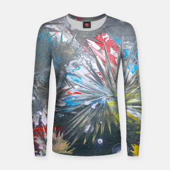 Thumbnail image of astral Women sweater, Live Heroes