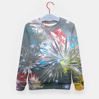 Thumbnail image of astral Kid's sweater, Live Heroes