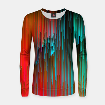 Thumbnail image of Nice Day for a Walk Women sweater, Live Heroes