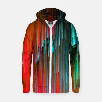 Thumbnail image of Nice Day for a Walk Zip up hoodie, Live Heroes