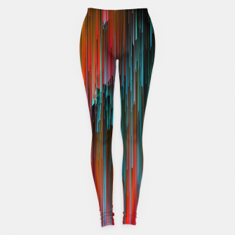 Thumbnail image of Nice Day for a Walk Leggings, Live Heroes