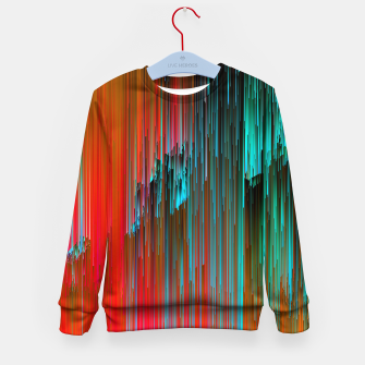 Thumbnail image of Nice Day for a Walk Kid's sweater, Live Heroes