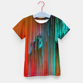 Thumbnail image of Nice Day for a Walk Kid's t-shirt, Live Heroes