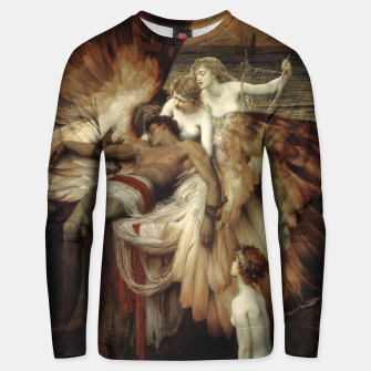 Miniaturka The Lament for Icarus by Herbert James Draper Unisex sweater, Live Heroes