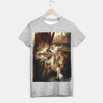 Miniaturka The Lament for Icarus by Herbert James Draper T-shirt regular, Live Heroes