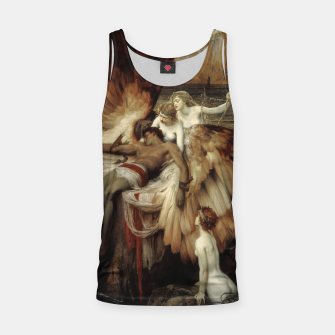 Miniaturka The Lament for Icarus by Herbert James Draper Tank Top, Live Heroes