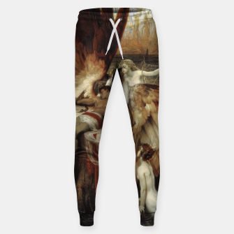 Miniaturka The Lament for Icarus by Herbert James Draper Sweatpants, Live Heroes