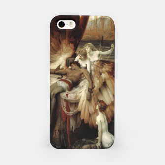 Miniaturka The Lament for Icarus by Herbert James Draper iPhone Case, Live Heroes