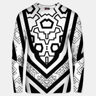 Thumbnail image of Slope Ty Geometrix Unisex sweater, Live Heroes