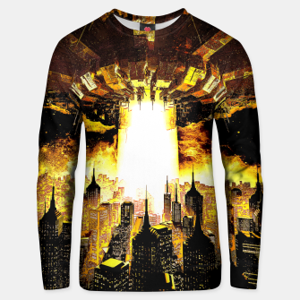 Thumbnail image of Welcome To The Apocalypse Unisex sweater, Live Heroes