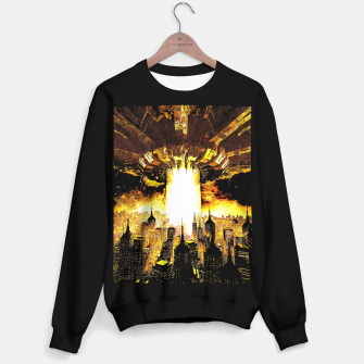 Thumbnail image of Welcome To The Apocalypse Sweater regular, Live Heroes