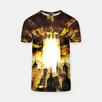 Thumbnail image of Welcome To The Apocalypse T-shirt, Live Heroes
