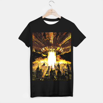 Thumbnail image of Welcome To The Apocalypse T-shirt regular, Live Heroes