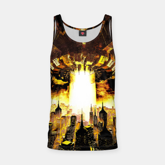 Thumbnail image of Welcome To The Apocalypse Tank Top, Live Heroes