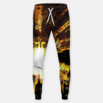 Thumbnail image of Welcome To The Apocalypse Sweatpants, Live Heroes