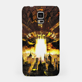 Thumbnail image of Welcome To The Apocalypse Samsung Case, Live Heroes