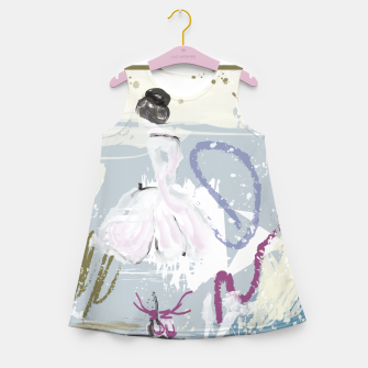 Thumbnail image of Girl's summer dress, Live Heroes