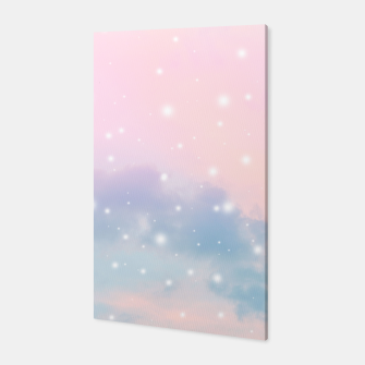 Thumbnail image of Pastel Cosmos Dream #1 #decor #art  Canvas, Live Heroes