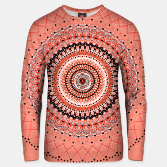 Thumbnail image of Living Coral Spiral  Unisex sweater, Live Heroes