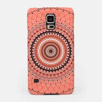 Thumbnail image of Living Coral Spiral  Samsung Case, Live Heroes