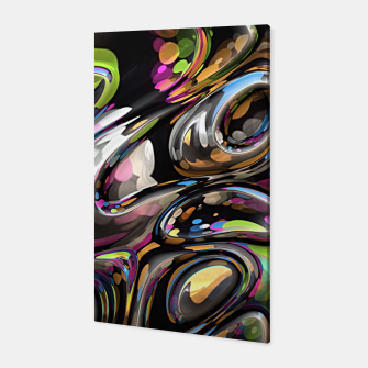 Thumbnail image of 3D Twist 06 Canvas, Live Heroes