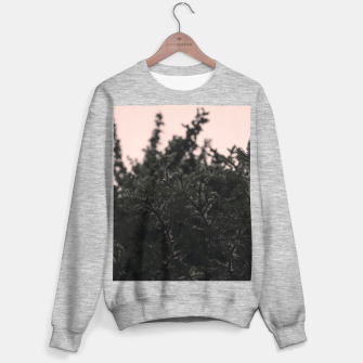 Miniatur Snow on branches Sweater regular, Live Heroes
